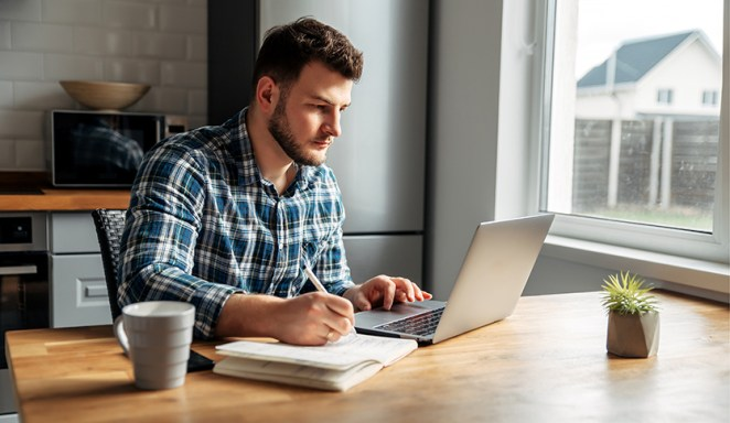 9 Tips For Staying Active While Working From Home