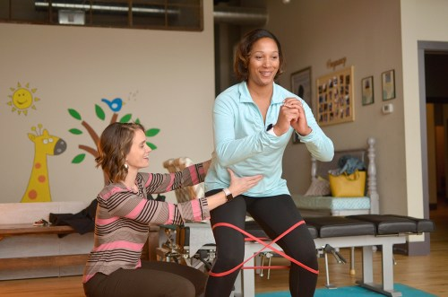 physical therapy photography
