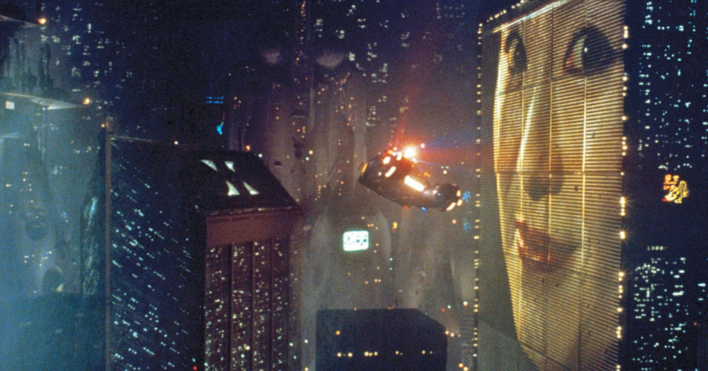 blade runner cinematic art