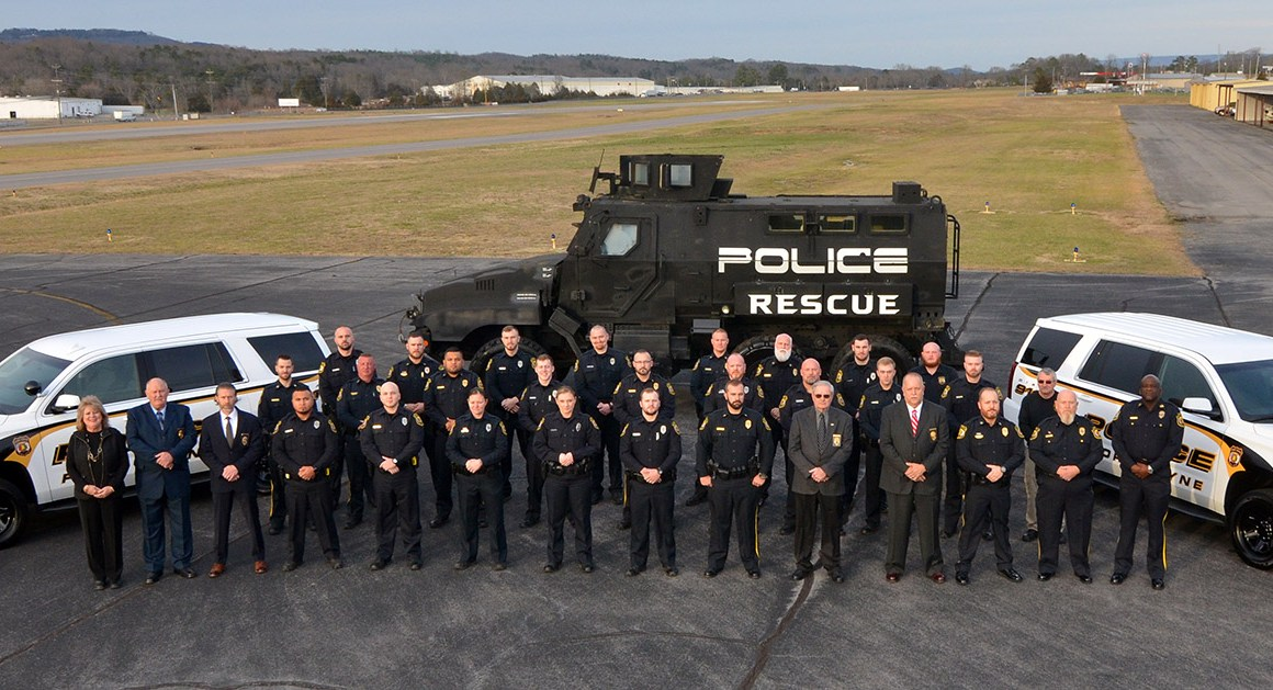 Fort Payne Police Department
