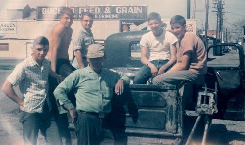 Photo of Stony Creek Fish Rescue Crew