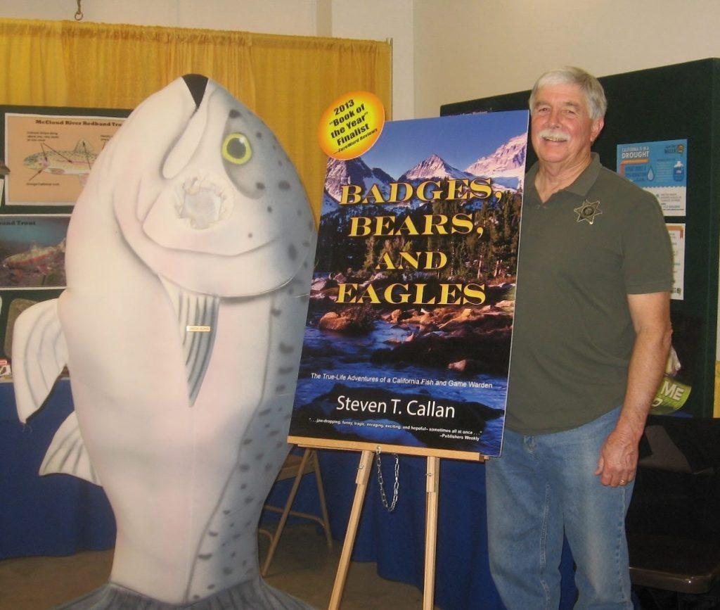 Steven T. Callan at Nor-Cal Boat, Sport and RV Show