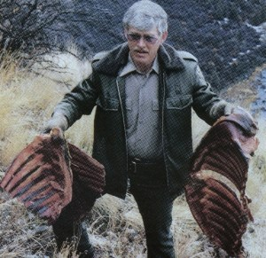 "A scene from ""The Fall River Elk Killings,"" a chapter in Badges, Bears, and Eagles--The True-Life Adventures of a California Fish and Game Warden by Steven T. Callan"