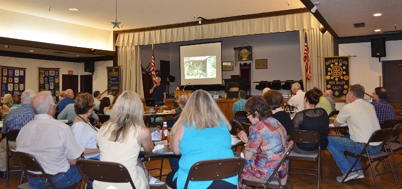 Author Steven T. Callan shares information about The Game Warden's Son; Badges, Bears, and Eagles; and his career in wildlife protection with the Red Bluff Rotary