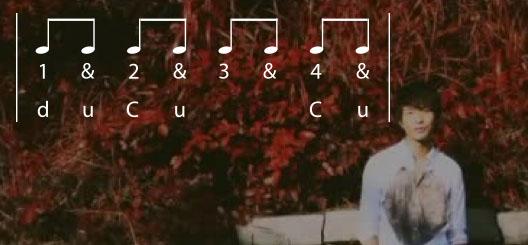 陽光燦爛的日子.掃Chord示範   steven.ukulele