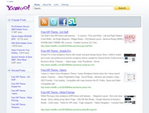 yawoo wordpress theme