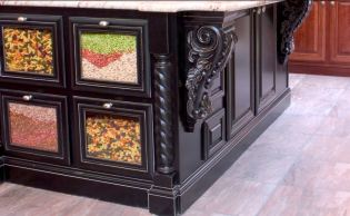 19 - Custom Cabinets