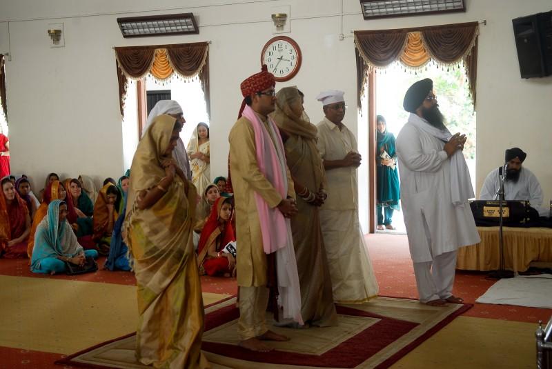 Jitesh and Bhavya's wedding