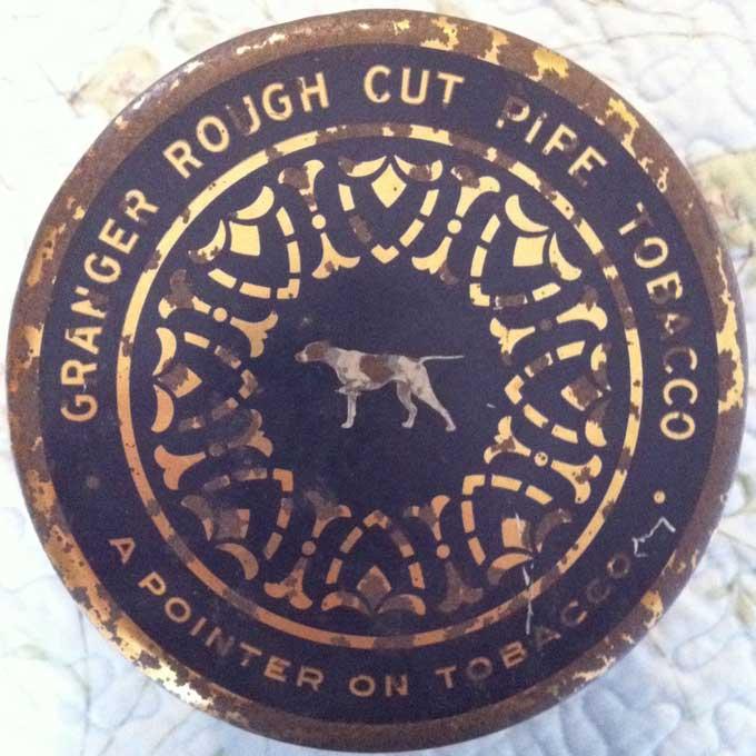 Granger Rough Cut Label