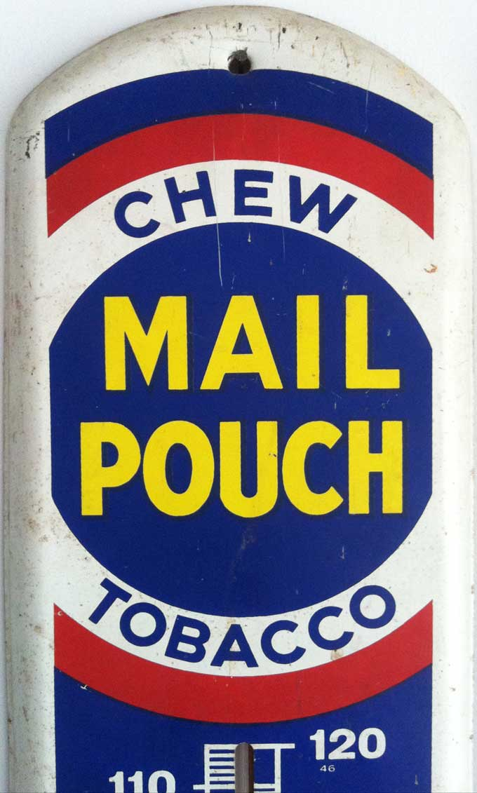 Mail Pouch Chew