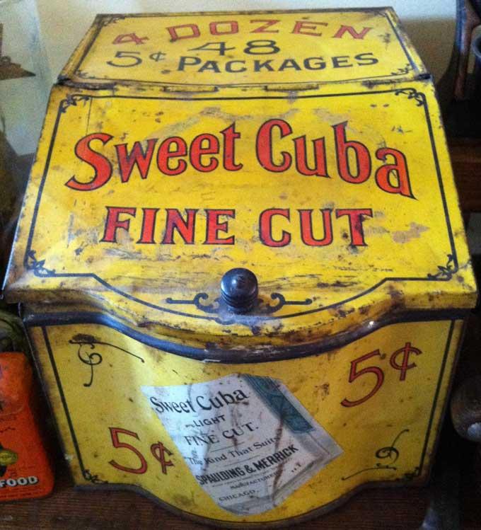 Sweet Cuba Label