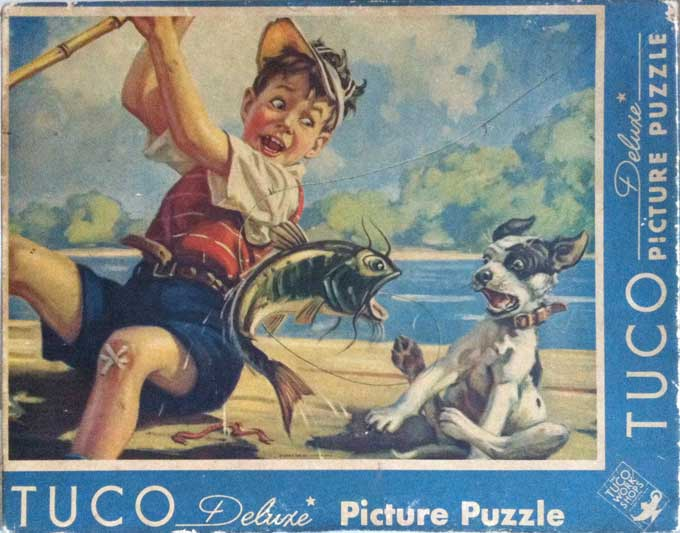 Tuco Deluxe Puzzle