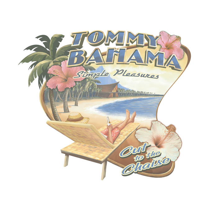 Tommy Bahama - Cut to the Chaise
