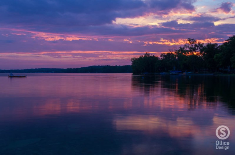 Cayuga Lake Sunrise