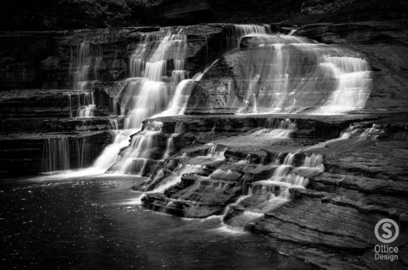 Upper Lucifer Falls