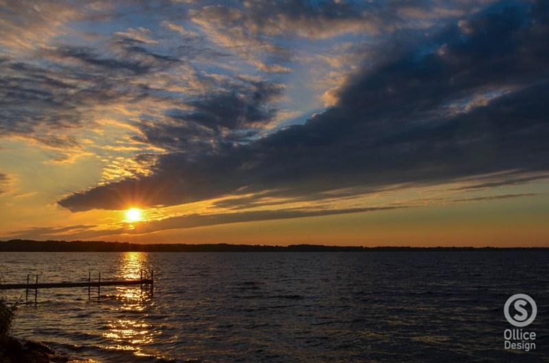 Cayuga Lake Sunset 2