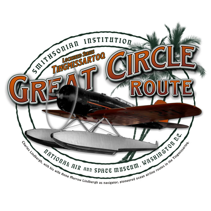 Smithsonian Institution – Great Circle Route
