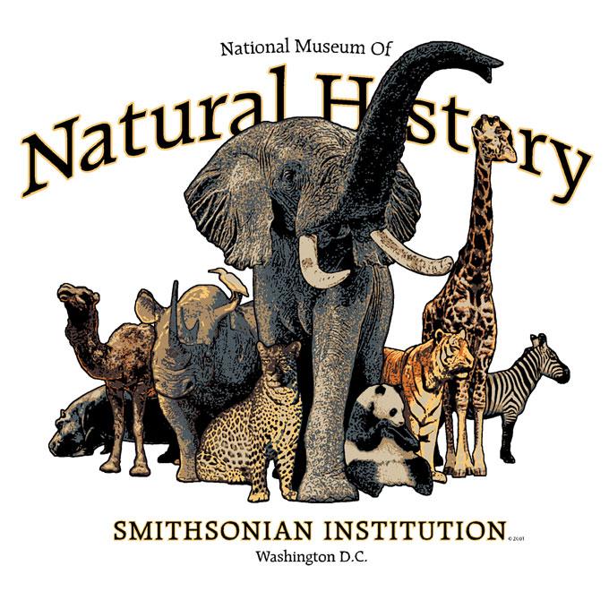 Smithsonian Institution - Mammals