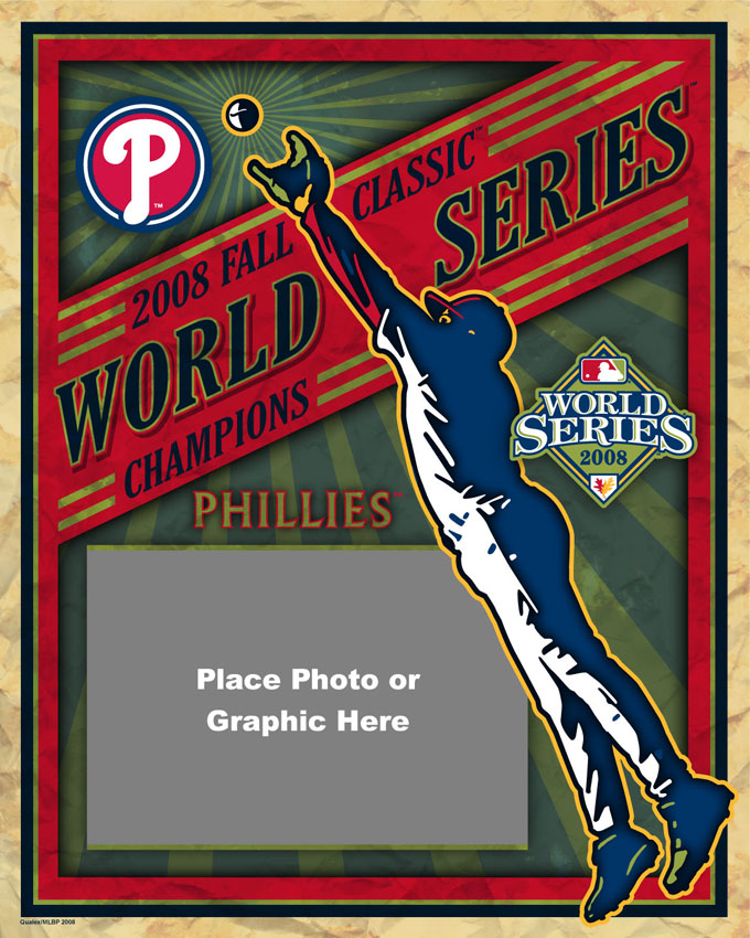 2008 World Series Champs