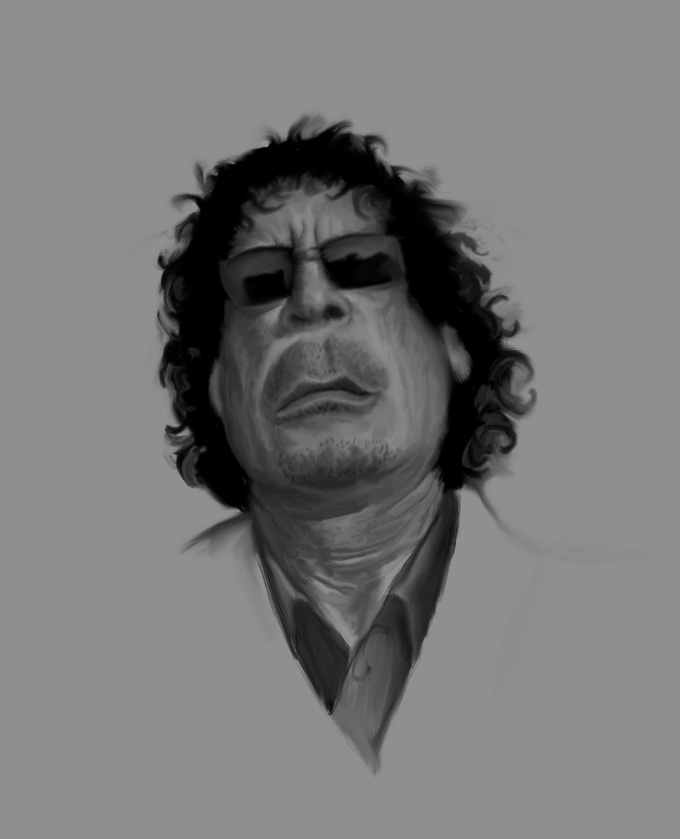 Muammar Gaddafi 3