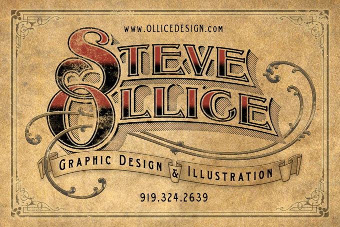 Ollice Design Card 1