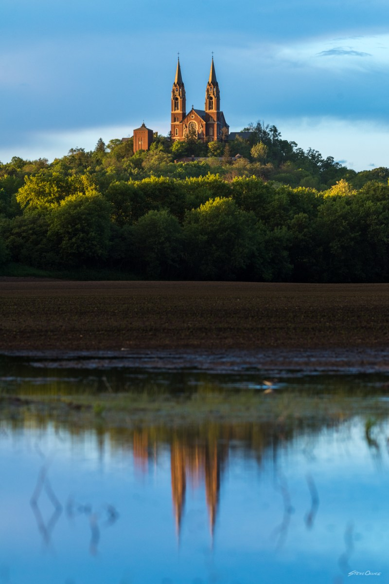 Holy Hill Reflection