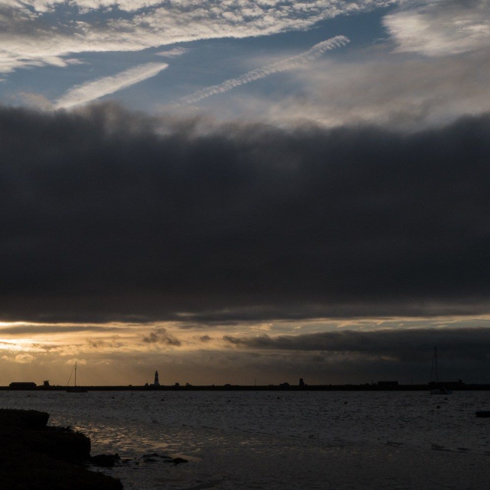 Orford Ness just after dawn