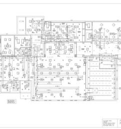 autocad shop drawing services steve paul l l c njhvac duct drawing 17 [ 3024 x 2160 Pixel ]