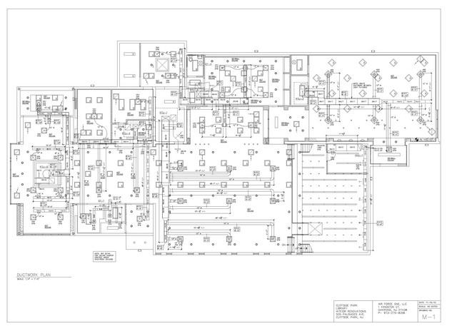 medium resolution of autocad shop drawing services steve paul l l c njhvac duct drawing 17