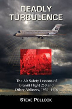 Deadly Turbulence Cover