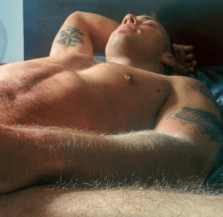 Fuzzy Sexy Boy for May 2019