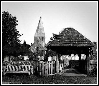 Shere Church Building