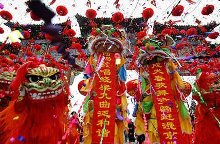 Chinese New Year in Thailand (2/4)