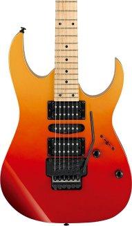 I love Ibanez and Fender guitars