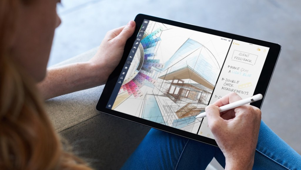ipad pro 10.5 or 12.9 review for photo and video editing