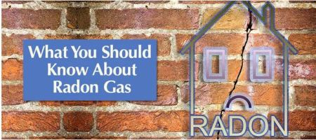 radon gas in your home causes cancer. how to test for radon