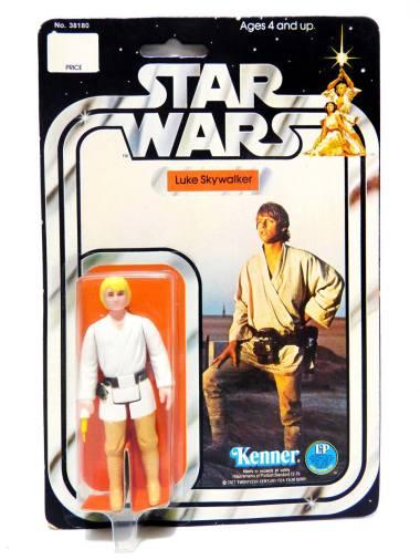 star wars luke skywalker kenner collectible action figure