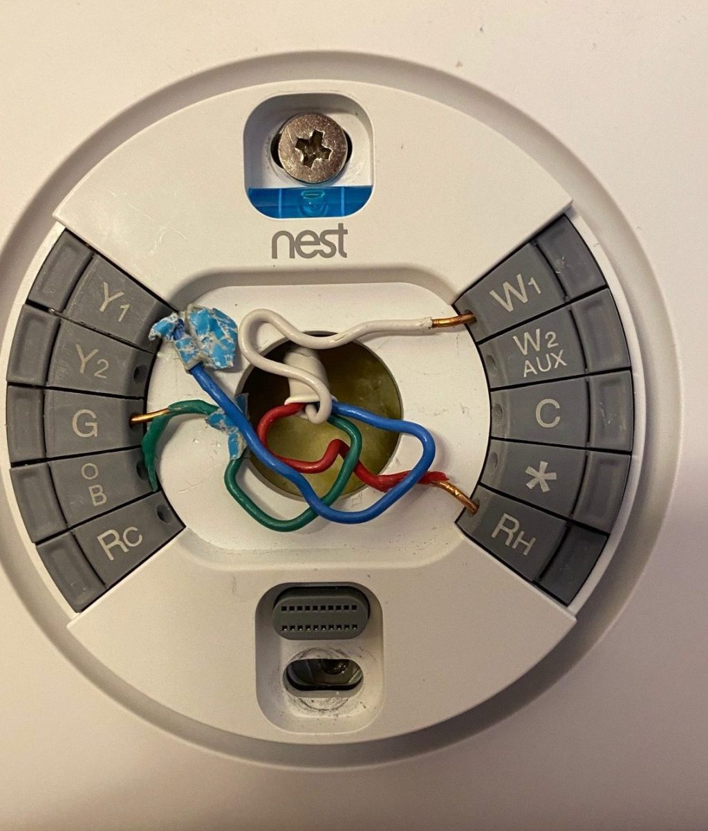 nest thermostat troubleshooting