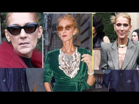 Celine Dion adrenochrome withdrawal