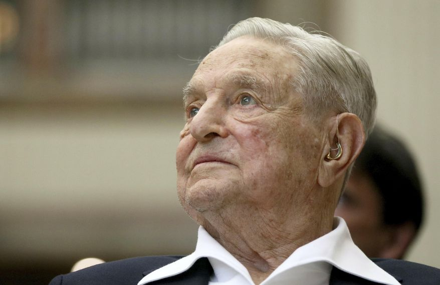 George Soros wants to destroy America by funding BLM and ANTIFA for New World Order