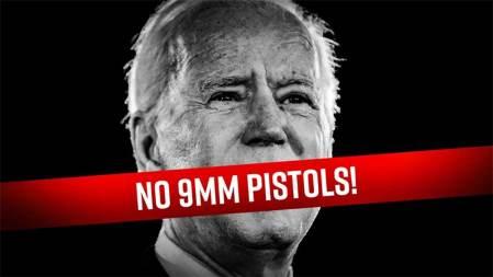 Joe Biden wants our guns