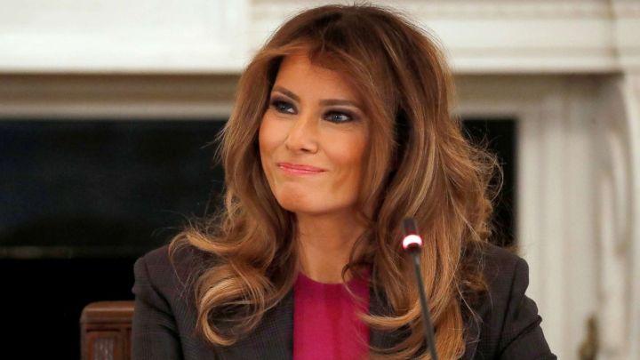 Melania Trump First Lady. Melania Trump spent much less money than Michelle Obama.
