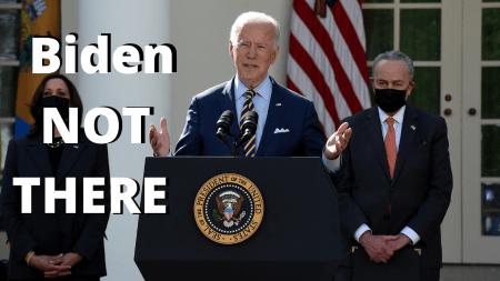 Biden relief bill march 2021