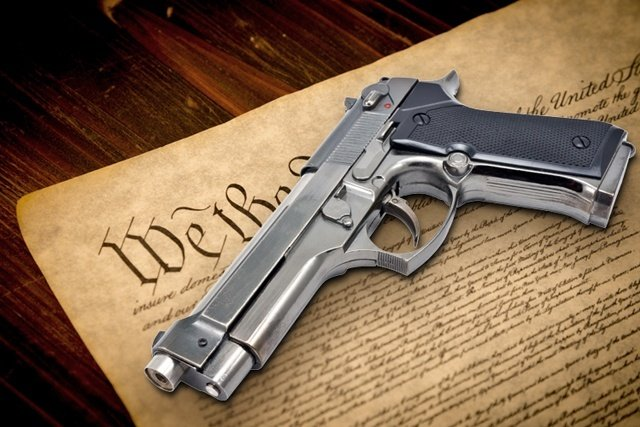 Biden announces new gun control on April 8, 2021. It is your 2nd amendment right under the constitution to have a gun. The right to bear arms.