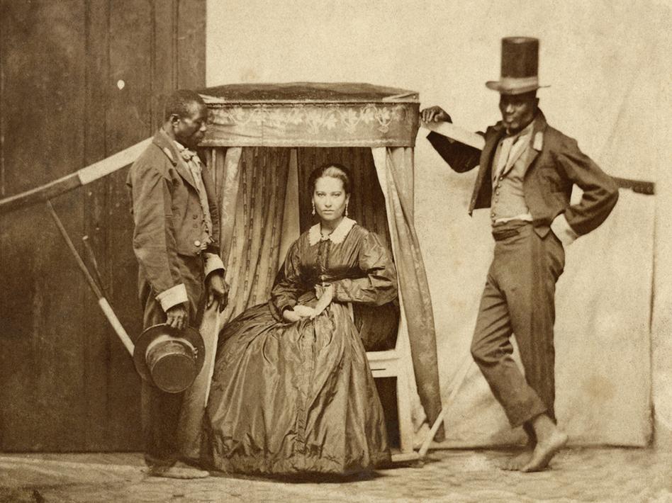 the history of slavery truth