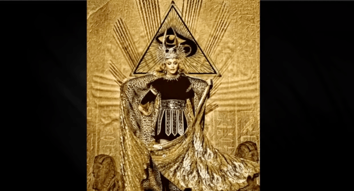"""madonna is a freemason and illuminati member. Hollywood actors, politicians, news reporters, famous musicians, authors and other famous people are freemasons. These people are puppets of """"the elite."""" In exchange for their obedience, they're rewarded with fame and fortune by their masters."""