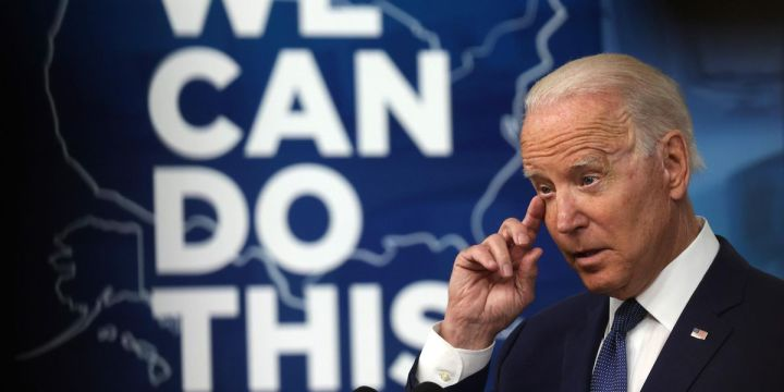 """biden door to door Covid Vaccine campaign. """"Our fight against this virus is not over,"""" biden said. """"Right now, as I speak to you, millions of Americans are still unvaccinated and unprotected. And because of that, their communities are at risk, their friends are at risk. The people that they care about are at risk."""""""
