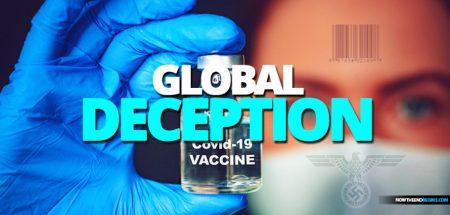 Covid Vaccine agenda for depopulation