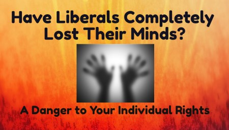 liberals are a threat to freedom