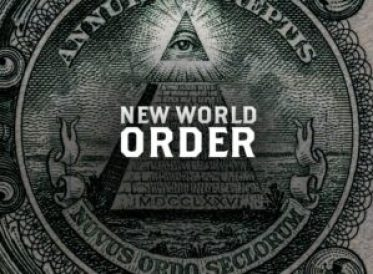 all people and will replacesovereignnation-states—and an all-encompassingpropagandawhoseideology hails the establishment of the New World Order as theculmination of history's progress.
